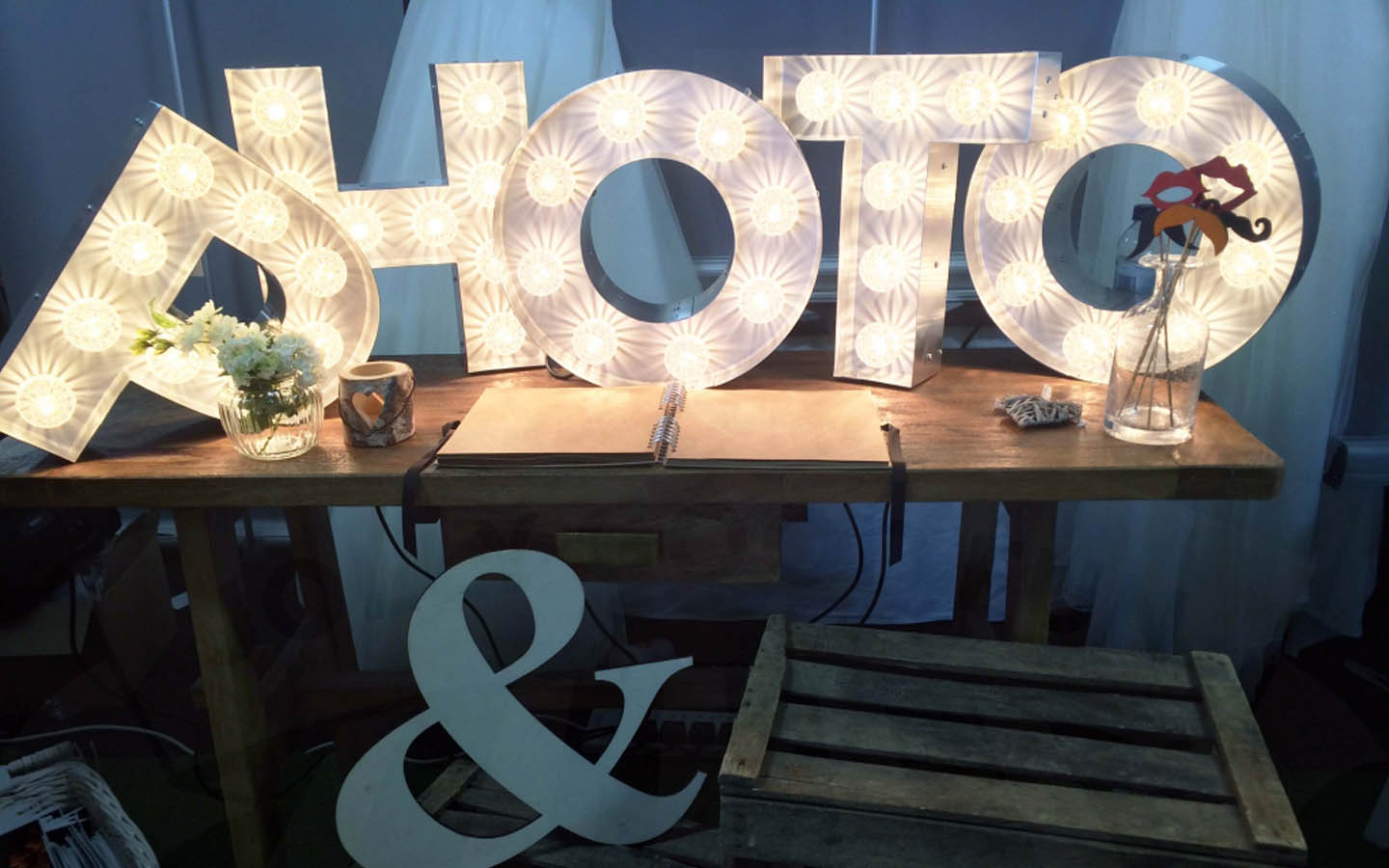 Exhibition Stand Hire Kent : Light up letters kent letter lights